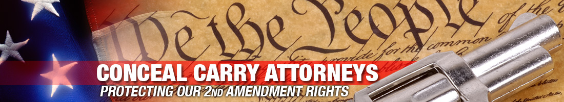 Conceal Carry Attorneys
